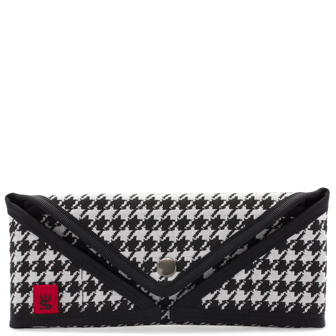 Sonia G. The Houndstooth Brush Envelope alternative view 1 - product swatch.