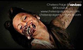 Chelsea Paige Faceoff Audition