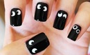Halloween Spooky Eye Nail Art!!!