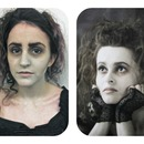 Sweeney Todd; Mrs. Lovett Character Makeup