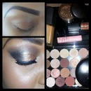 Brown Smokey Eye