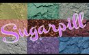 NEW Sugarpill Loose Eyeshadows Review & Comparisons