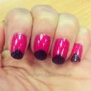 BarryM triangle manicure