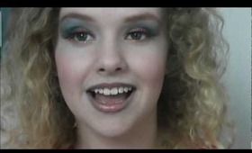 The Hunger Games: District 3 makeup tutorial