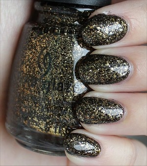 From the Monsters Ball Collection. See my in-depth review & more swatches here: http://www.swatchandlearn.com/china-glaze-bat-my-eyes-swatches-review/