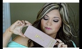 IT cosmetics palette TUTORIAL!