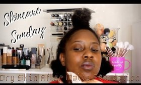 Skincare Sunday | How I Treat My Dry Skin After Matte Foundation | #KaysWays