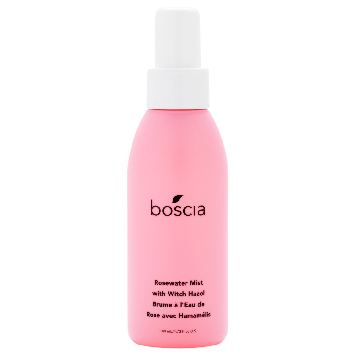 boscia Rosewater Mist with Witch Hazel product smear.