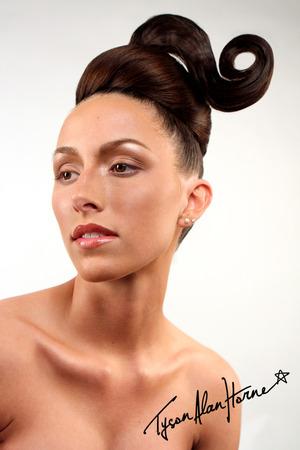hair Hollywood Dolls Salon. photo Tyson Horne