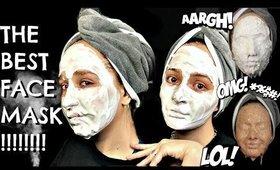 How I Get My Pores Right & Tight Using These Face Masks w/ Aisha| Nura Afia