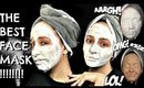 How I Get My Pores Right & Tight Using These Face Masks w/ Aisha| Nura Afia