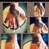 Henna Steps