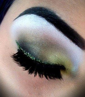 glitter liner (: