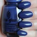 China Glaze Queen B