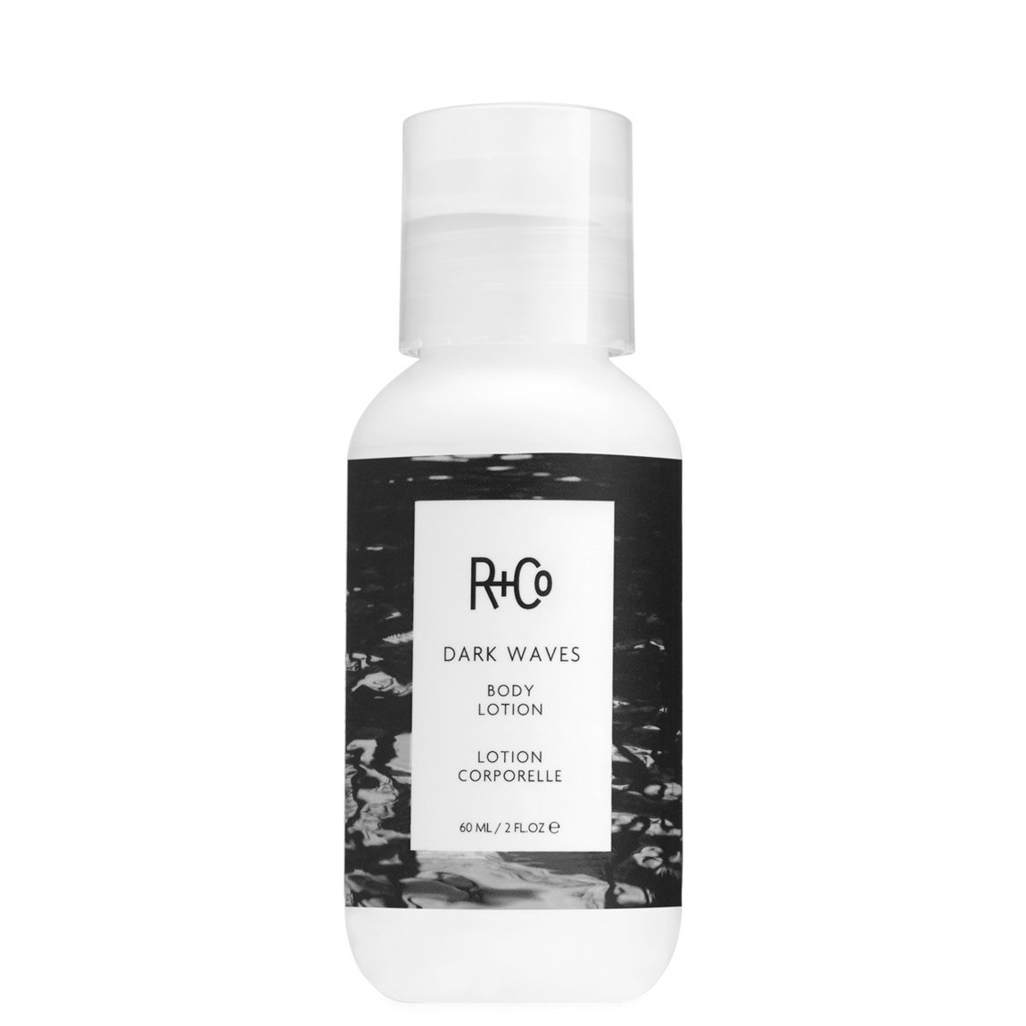 R+Co Dark Waves Body Lotion alternative view 1 - product swatch.