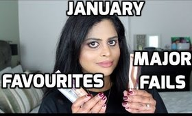 January 2018 Favourites  & Disappointments || Snigdha Reddy