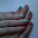my diy nail art