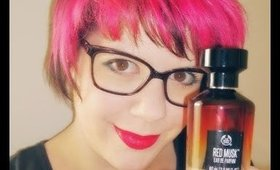 Review: The Body Shop Red Musk l Clare Elise