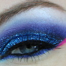 Sleeping Beauty Eye Close-Up!