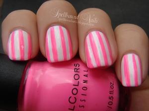http://spellboundnails.blogspot.com/2012/09/neon-pink-stripes.html