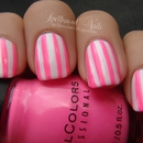 Hot Pink Stripes