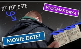 MOVIE DATE IN THE SNOW! VLOGMAS DAY 4