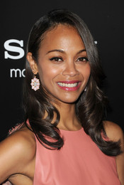 Beautylish It Girl: Zoe Saldana