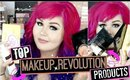 Top Favorite Makeup Revolution Products