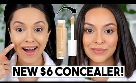 NEW $6 ELF HYDRATING CAMO CONCEALER FIRST IMPRESSION | TrinaDuhra