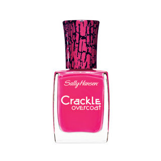 Sally Hansen Crackle Overcoat