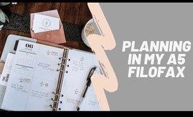 ♡ A5 Planner Setup! Ft. Cloth & Paper, Sequins & Paper, Sessa Vee