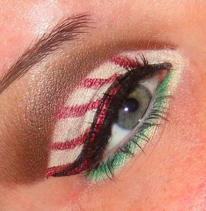Inspired by the yummy starbucks drink:)  www.facebook.com/makeupfrenzy