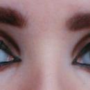 natural day/night time eye makeup