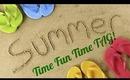 Summer Time Fun Time TAG!
