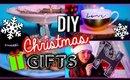 DIY Christmas Gifts for friends, mom, boyfriend