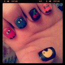 Pacman Nails! :)
