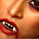 Vampire Pin Up Girl!