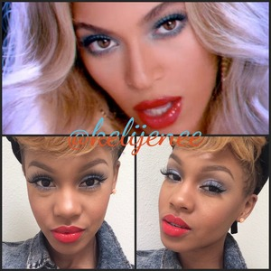 Beyonce inspired..