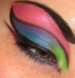 More cut creases<3