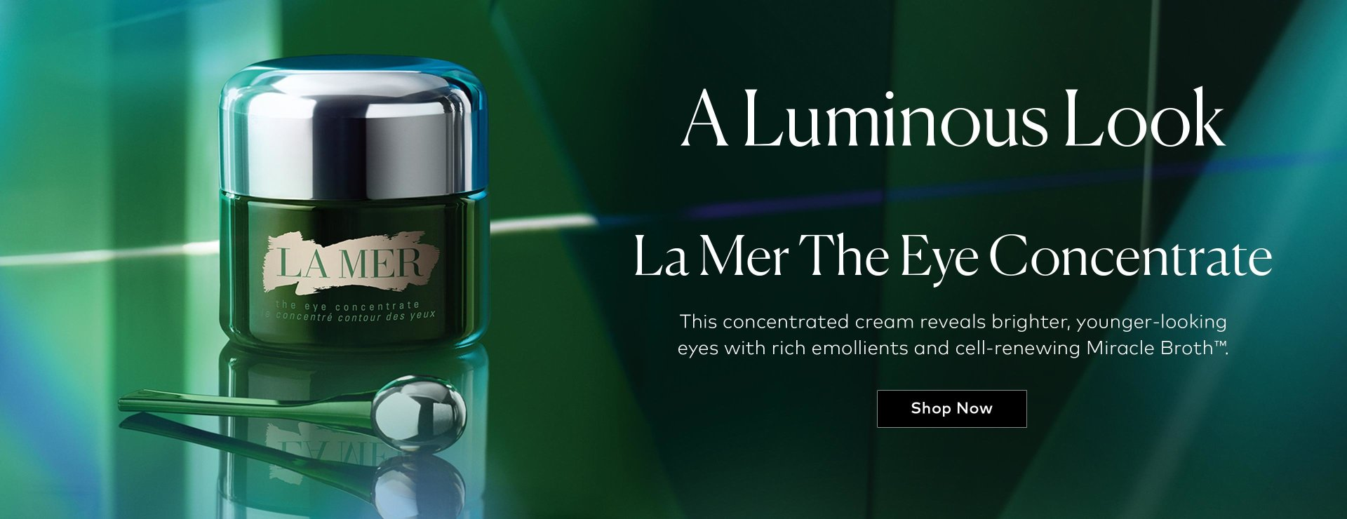 Shop La Mer's The Eye Concentrate on Beautylish.com