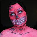 Valentines Pop Art Zombie
