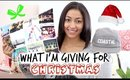 What I'm Giving For Christmas! Affordable Gift Ideas