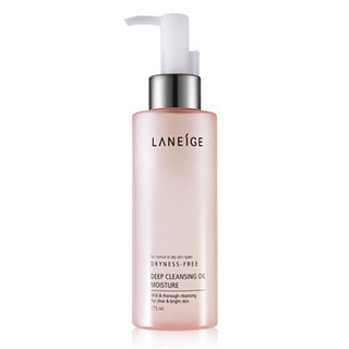Laneige Deep Cleansing Oil Moisture