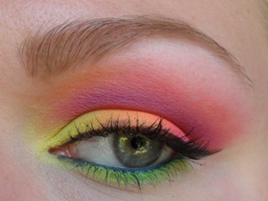 -Sleek Acid Palette- NEON BRIGHTS