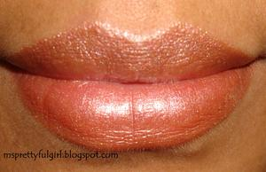 NYC Ultra Moisture Lip Wear 301 Cafe http://msprettyfulgirl.blogspot.com/2011/08/collection-nyc-lipsticks.html