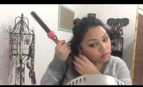 How to: Volume for fine/straight hair   www.hannahlebron.com