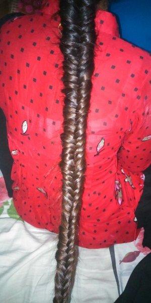 long hairs fish braid ;) hows this ??