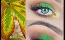 ** Makijaż jesienny - dla każdego koloru oczu**