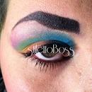 Rainbow dash eyes