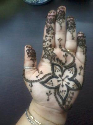 light floral design :)